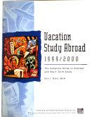 Vacation Study Abroad 1999 PDF