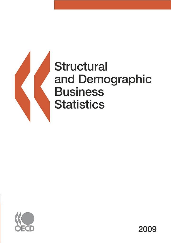 Structural and Demographic Business Statistics 2009