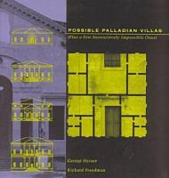 Possible Palladian Villas PDF