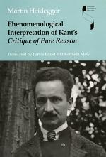Phenomenological Interpretation of Kant's Critique of Pure Reason