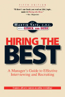 Hiring The Best PDF