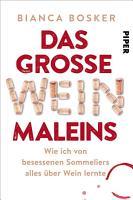Das gro  e Weinmaleins PDF