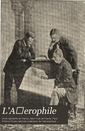 L'Aʹerophile: revue technique et pratique de la locomotion aʹerienne, Volume4