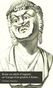 Rome au siècle d'Auguste, ou, Voyage d'un Gaulois à Rome: Volume 2
