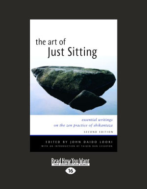 The Art of Just Sitting PDF