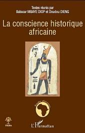 La conscience historique africaine