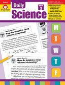 Daily Science  Grade 3