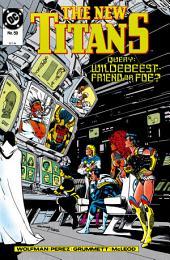 The New Titans (1988-1996) #59