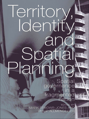 Territory  Identity and Spatial Planning