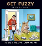 The Dog Is Not a Toy: House Rule #4