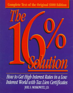 The 16  Solution