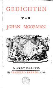Gedichten van Johan Moorman