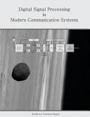 Digital Signal Processing in Modern Communication Systems PDF