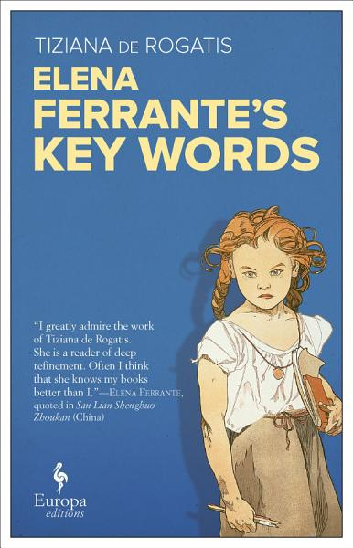 Download Elena Ferrante s Key Words Book