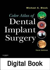Color Atlas of Dental Implant Surgery - E-Book: Edition 3