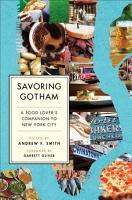 Savoring Gotham PDF