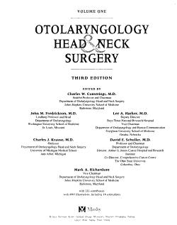 Otolaryngology  head   Neck Surgery PDF