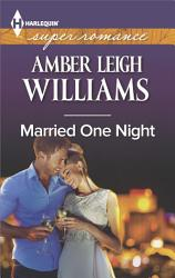 Married One Night Book PDF