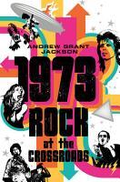 1973  Rock at the Crossroads PDF