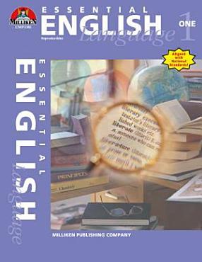 Essential English   Grade 1  ENHANCED eBook  PDF