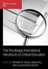 The Routledge International Handbook of Critical Education PDF