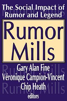 Rumor Mills PDF