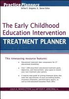 The Early Childhood Education Intervention Treatment Planner PDF