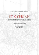 The Immaterial Book of St. Cyprian