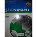 Saxon Math Course 1 Texas PDF