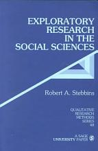 Exploratory Research in the Social Sciences PDF
