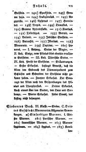 Mineralogische schriften, übersetzt und mit erläuternden anmerkungen begleitet von Ernst Lehmann ... v.3:2-4: Oryktognosie (De natura fossilium)