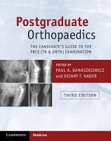 Postgraduate Orthopaedics PDF