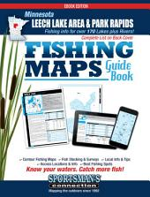 Minnesota - Leech Lake Area & Park Rapids Area Fishing Map Guide