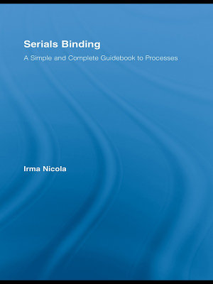 Serials Binding