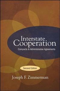 Interstate Cooperation  Second Edition PDF
