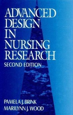 Advanced Design in Nursing Research PDF