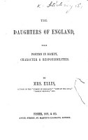The Daughters of England  etc PDF