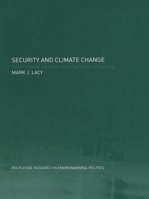 Security and Climate Change PDF