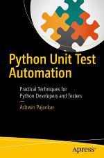 Python Unit Test Automation