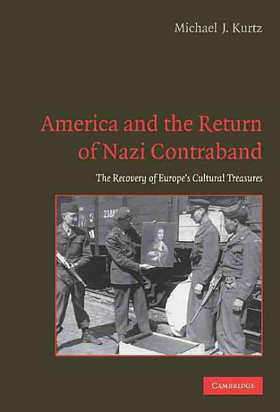 America and the Return of Nazi Contraband