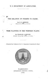 The Relation of Forests to Farms
