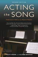 Acting the Song PDF