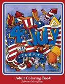 4th Of July Adult Coloring Book Book PDF