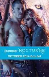 Harlequin Nocturne October 2014 Box Set: Ghost Wolf\Lying with Wolves