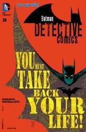 Detective Comics (2011-) #38