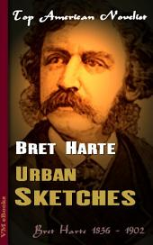 Urban Sketches: Top American Novelist