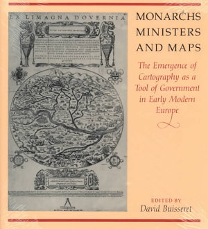 Monarchs  Ministers  and Maps PDF