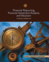 Financial Reporting  Financial Statement Analysis and Valuation PDF