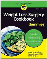 Weight Loss Surgery Cookbook For Dummies PDF