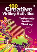 100 Creative Writing Activities to Promote Positive Thinking PDF